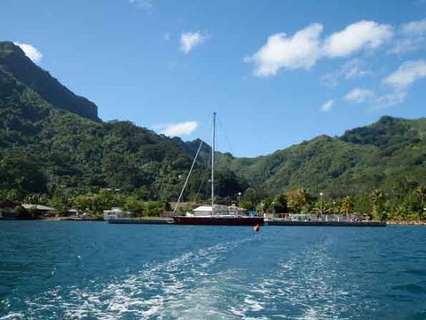 Huahine Yacht Club
