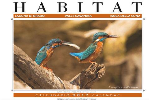 nuovo calendario habitat  2017