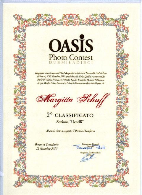 pemio concorso oasisphotocontest