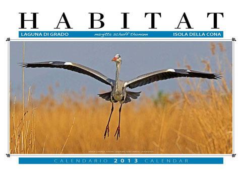 nuovo calendario habitat 2013