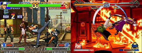 Kof 98 / Last Blade 2