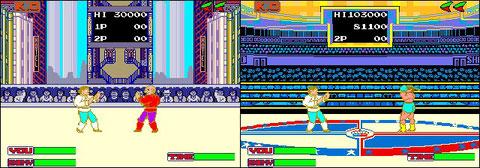 Shangaï Kid de Data East, le premier jeu incluant des combos et des coups spéciaux!