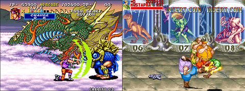 Sengoku 2 VS Cadillacs & Dinosaurs US - Neo Geo, Arcade & Retro Games