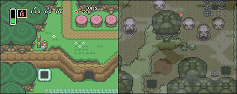 Zelda III, Super NES, 1991.