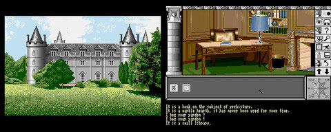 Chrono Quest, PC, 1988