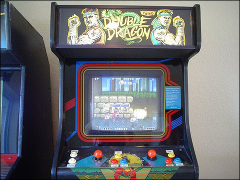 Double Dragon Cab