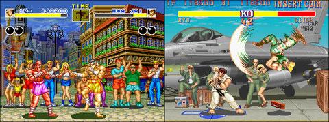 vega stage street fighter 2