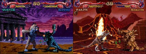 Primal Rage - Atari - 1994