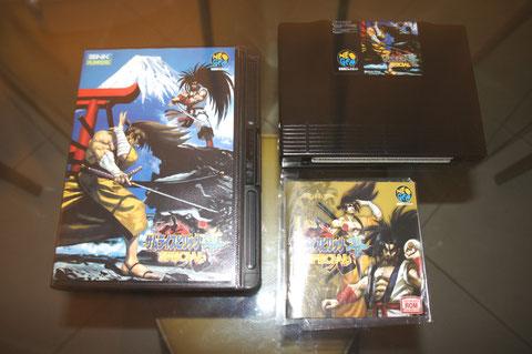 Image result for Samurai Shodown V Special Neo Geo