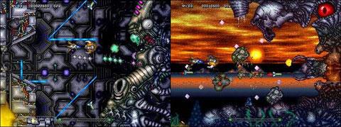 Last Hope, released 2006 on the Neo Geo... (!)