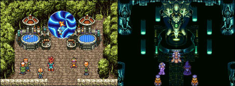 Chrono Trigger, 1995, Super NES.