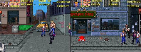 Double Dragon 3