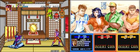 Sengoku 2 VS Cadillacs & Dinosaurs US - Neo Geo, Arcade