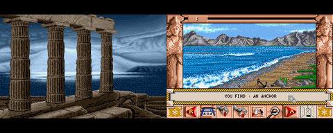 Chrono Quest II, PC, 1990