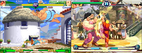 Street Fighter Zero 3 / Street Fighter III 2nd Impact