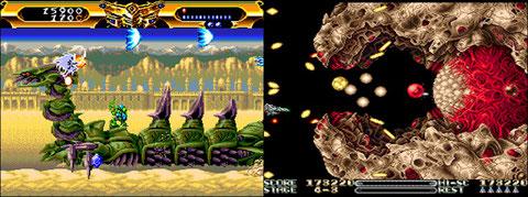 Gate of Thunder & Rayxamber III