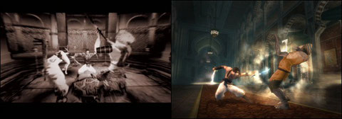 Prince of Persia: The Sands of Time, 2003.