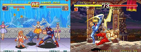 Power Instinct 2 et Karnov's Revenge, les seconds couteaux!