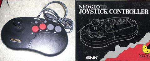 Neo Geo Bean Stick