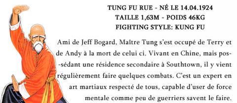 Tung Fu Rue