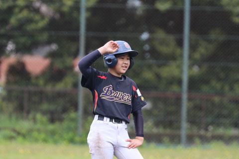 2021年4月29日 神奈川区少年野球 会長杯 優勝 天屋ビーバース対反町ゴールドファイヤー