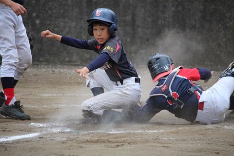 2021年3月28日 神奈川区少年野球 会長杯 天屋ビーバーズ対菅東ドラゴンズ