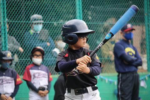 2020年11月3日 神奈川区 少年野球 秋季新人戦 天屋ビーバーズ対北原イーグルス