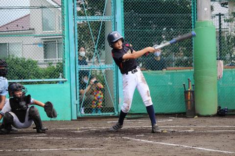 2020年9月12日 神奈川区 少年野球 秋季大会 天屋ビーバーズ対西菅田ライナー
