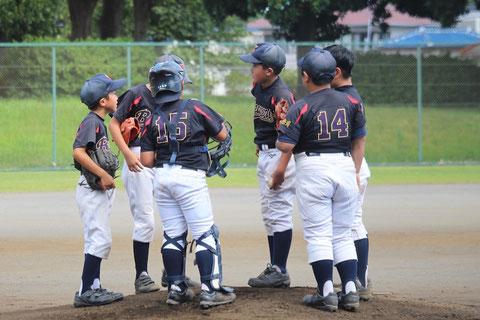 2020年8月30日 神奈川区 少年野球 春季新人戦 天屋ビーバーズ対反町ゴールドファイヤー