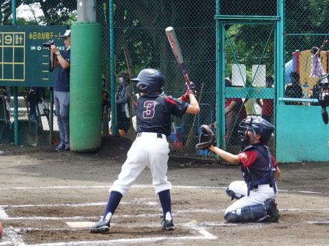 2020年7月12日 神奈川区 少年野球 会長杯準決勝 天屋ビーバーズ対北原イーグルス