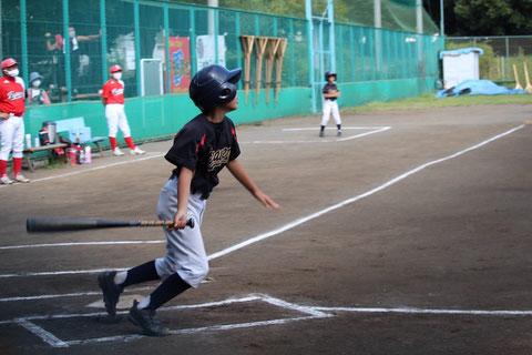 2020年8月29日 神奈川区 少年野球 秋季大会 天屋ビーバーズ対三枚町ファイターズ