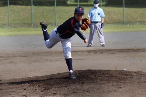 2021年5月1日 神奈川区少年野球 春季新人戦