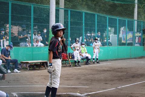 2020年8月23日 神奈川区 少年野球 春季新人戦 天屋ビーバーズ対反町ゴールドファイヤー