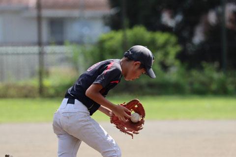 2021年7月31日 神奈川区 少年野球 春季大会