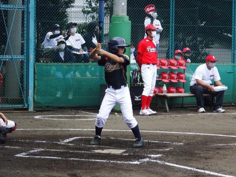 2020年7月19日 神奈川区 少年野球 会長杯 天屋ビーバーズ対三枚町ファイターズ