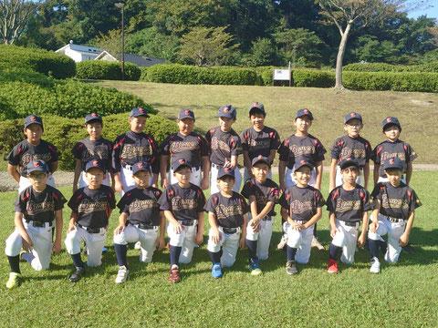 第55回 横浜市少年野球大会