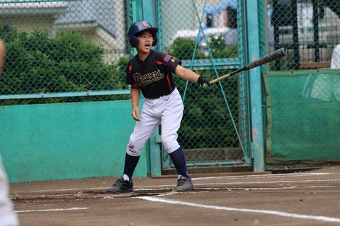 2021年6月12日 神奈川区少年野球 春季大会 天屋ビーバース対菅南フォックス