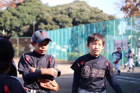 2020年11月15日 神奈川区 少年野球 KBBL杯 天屋ビーバーズ対北原イーグルス