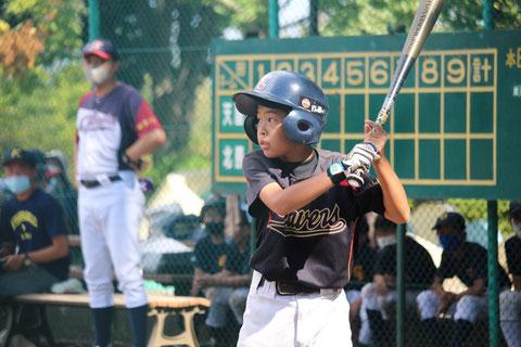 2020年9月6日 神奈川区 少年野球 秋季大会 天屋ビーバーズ対北原イーグルス戦