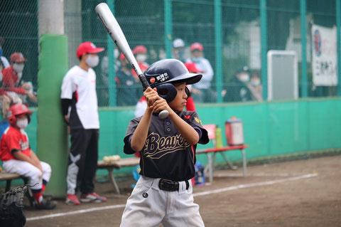 2020年11月8日 神奈川区 少年野球 秋季新人戦 天屋ビーバーズ対三枚町ファイターズ