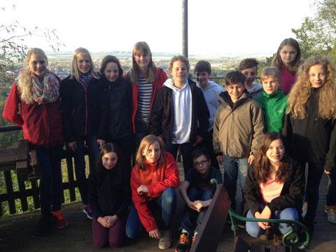 ... und über den Wipfeln Goslars
