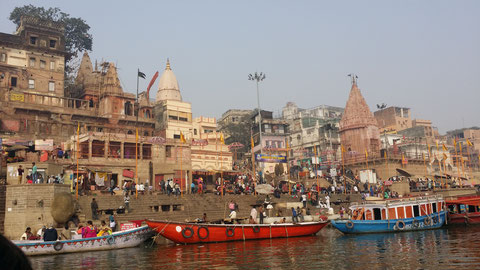 Rundreise Indien 10 Tage mit Varanasi