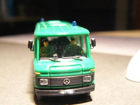 Gruppenkraftwagen