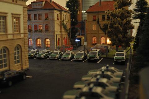 Polizeiinspektion Dohnsberg Nord (Aufnahme aus dem Jahr 2004)