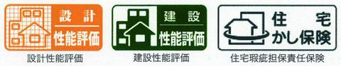 設計性能評価・建設性能評価・住宅瑕疵担保責任保険