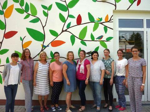 Grundschule Gartenstadt, Kollegium Stand 2017-09