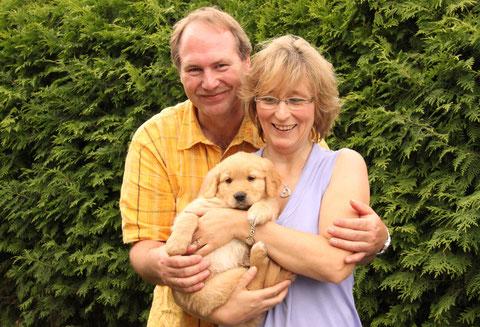 Christine & Michael mit Chapman