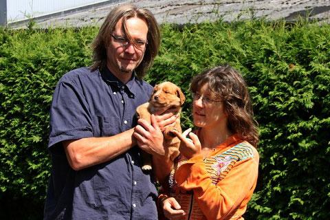 Familie Niessen mit Fynn