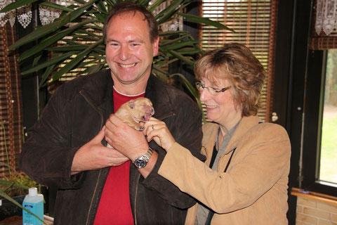 Familie Dädlow mit Chapman