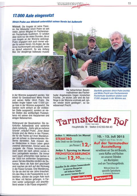 Quelle: Tarmstedter Magazin